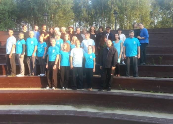Warsztat w Nagawkach, 14-19 Lipca 2014